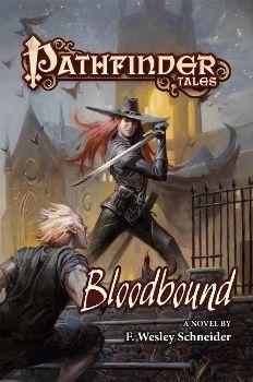 Pathfinder Tales - Bloodbound, F. Wesley Schneider
