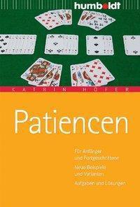 Patiencen - Katrin Höfer pdf epub