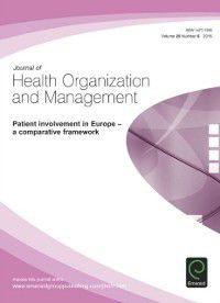 Patient involvement in Europe - a comparative framework