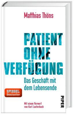 Patient ohne Verfügung, Matthias Thöns