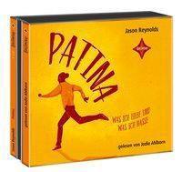 Patina - Was ich liebe und was ich hasse, 1 Audio-CD, Jason Reynolds