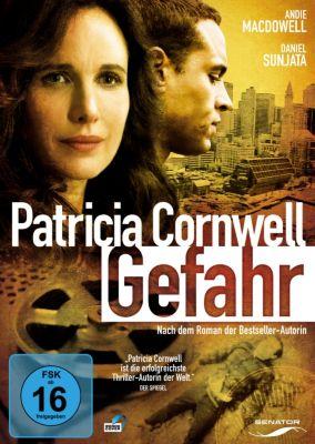 Patricia Cornwell: Gefahr, Patricia Cornwell