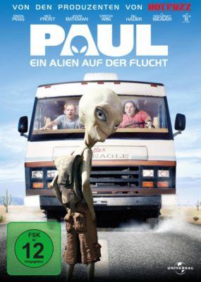 Paul - Ein Alien auf der Flucht, Nick Frost, Simon Pegg