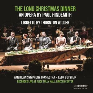 Paul Hindemith-The Long Chri, Jarett Ott