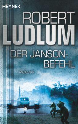 Paul Janson Band 1: Der Janson-Befehl, Robert Ludlum