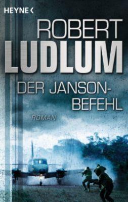 Paul Janson Band 1: Der Janson Befehl, Robert Ludlum