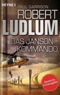 Paul Janson Band 2: Das Janson-Kommando, Robert Ludlum, Paul Garrison