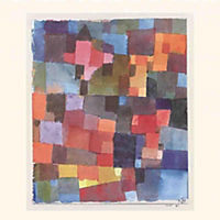 Paul Klee - Rectangular Colours 2018 - Produktdetailbild 7