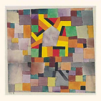 Paul Klee - Rectangular Colours 2018 - Produktdetailbild 5