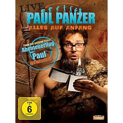 Paul Panzer Alles Auf Anfang Dvd