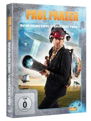 Paul Panzer: Invasion der Verrückten, Paul Panzer