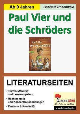 Paul Vier und die Schröders, Literaturseiten, Ulrike Thiel-Mathieu