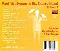 Paul Whiteman & His Dance Band - Produktdetailbild 1