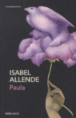 Paula, spanische Ausgabe, Isabel Allende