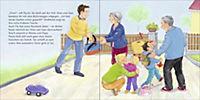 Paula und Flo bei Oma und Opa - Produktdetailbild 1