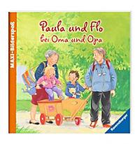 Paula und Flo bei Oma und Opa - Produktdetailbild 2