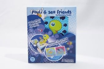 Pauli & Sea Friends, Marco Paul