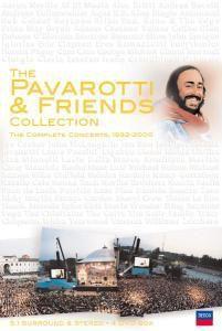 Pavarotti & Friends/Pavarotti & Friends 2, Pavarotti, Bocelli, Wonder, Minnelli