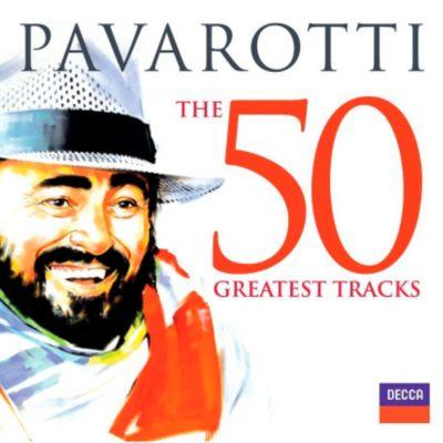 Pavarotti - The 50 Greatest Tracks, Georges Bizet, Donizetti, Puccini, Verdi, Traditional