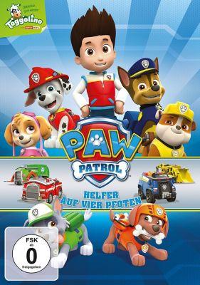 Paw Patrol - Helfer auf vier Pfoten, Diverse Interpreten