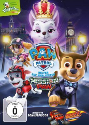 Paw Patrol: Mission Paw, Keine Informationen