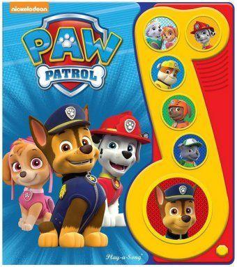 PAW Patrol, Play-a-Song, m. Soundeffekten