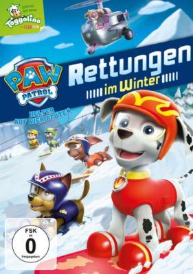 Paw Patrol - Rettungen im Winter, Diverse Interpreten