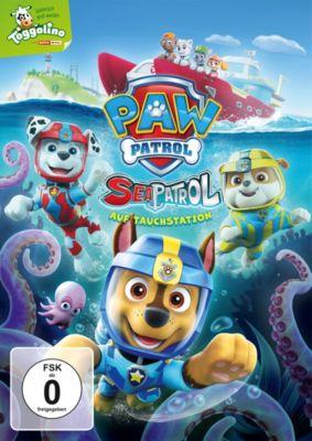 Paw Patrol: Sea Patrol - Auf Tauchstation, Ursula Ziegler-Sullivan, Kim Duran
