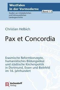 Pax et concordia, Christian Helbich