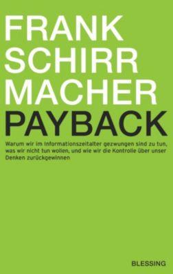 Payback, Frank Schirrmacher