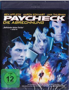 Paycheck - Die Abrechnung, Ben Affleck, Aaron Eckhart, Colm Feore