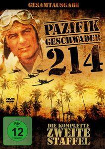 Pazifikgeschwader 214 - Die komplette zweite Staffel, Gregory H. 'Pappy' Boyington