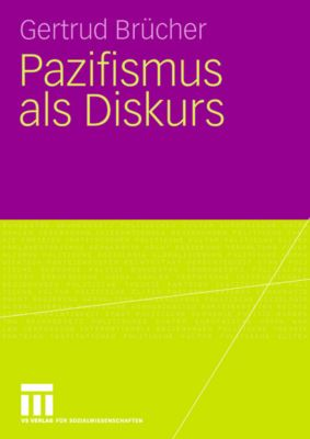 Pazifismus als Diskurs, Gertrud Brücher