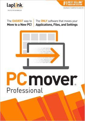 PCmover Professional 11 DE