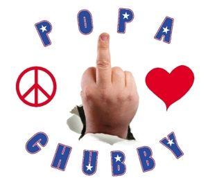 Peace,Love & Respect-Studio-Album, Popa Chubby