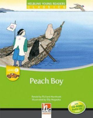 Peach Boy, mit 1 CD-ROM/Audio-CD