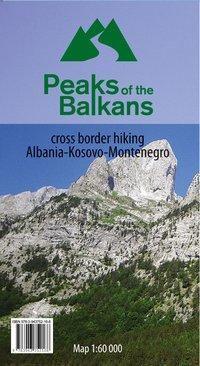 Peaks of the Balkans 1:60000, Peak of the Balkans