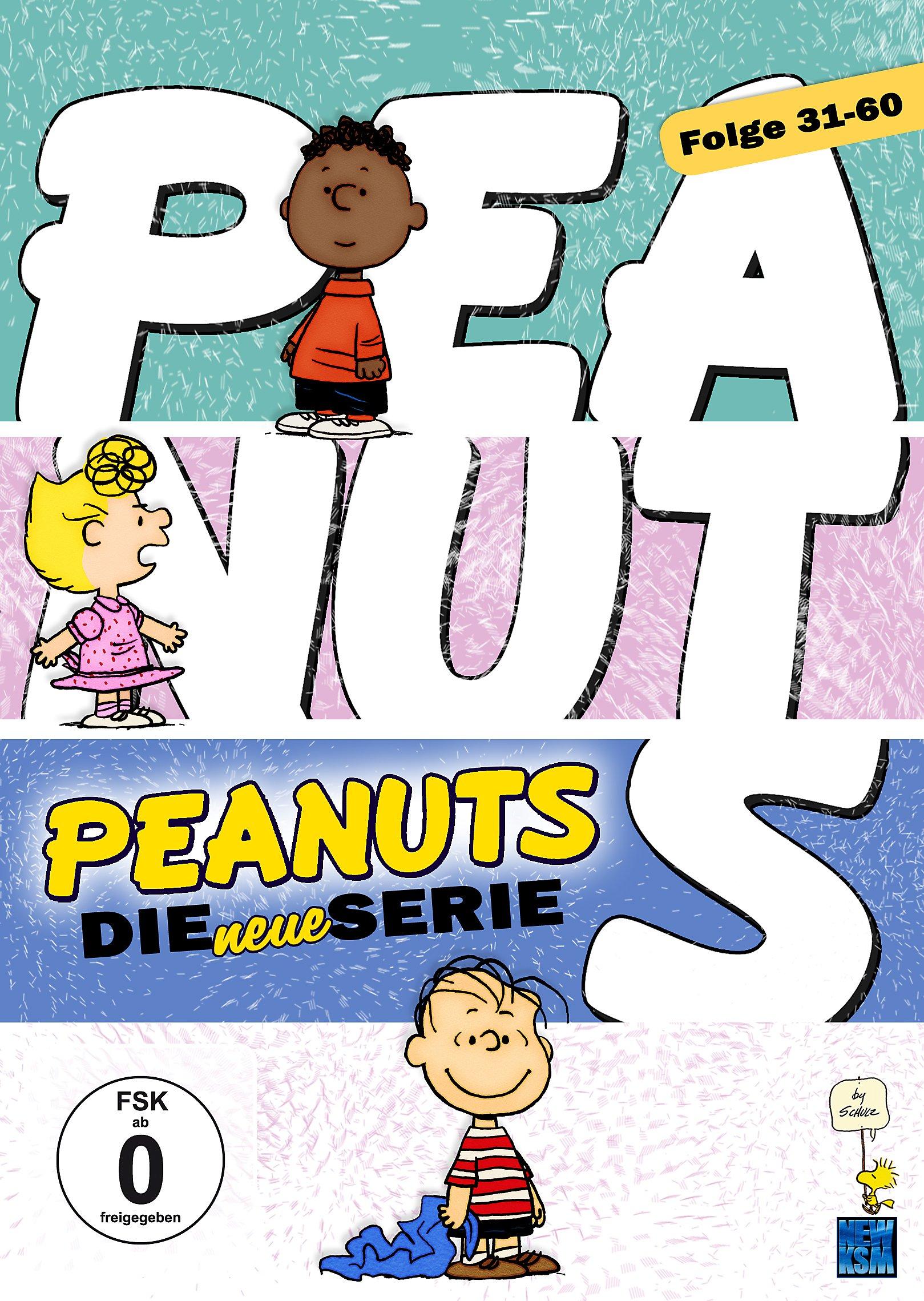 Die Peanuts Serie