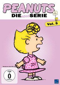 Peanuts - Die neue Serie, Vol. 5, Charles M. Schulz