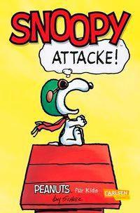 Peanuts für Kids - Attacke!, Charles M. Schulz