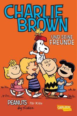 Peanuts für Kids - Charlie Brown und seine Freunde, Charles M. Schulz