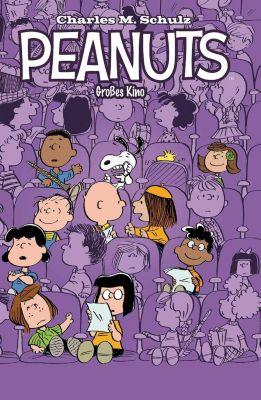 Peanuts - Grosses Kino, Charles M. Schulz, Vicki Scott