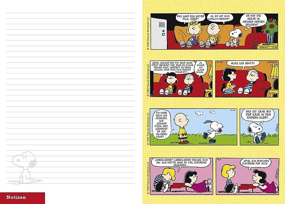 Peanuts Schülerkalender A6 2019 Kalender Bei Weltbild De