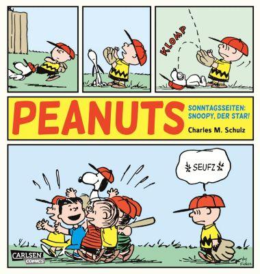 Peanuts Sonntagsseiten - Snoopy, der Star!, Charles M. Schulz