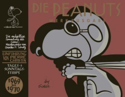 Peanuts Werkausgabe Band 10: 1969-1970, Charles M. Schulz