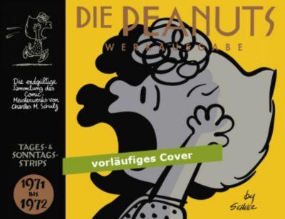 Peanuts Werkausgabe Band 11: 1971 - 1972, Charles M. Schulz
