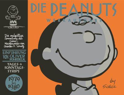 Peanuts Werkausgabe Band 15: 1979-1980, Charles M. Schulz