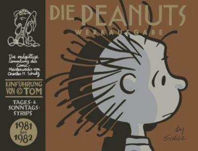 Peanuts Werkausgabe Band 16: 1981-1982, Charles M. Schulz