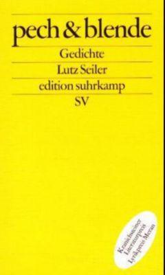pech & blende, Lutz Seiler