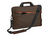 PEDEA 43,9cm 17,3 Zoll Fashion braun NB-Tasche Innenfach: 44 x 32,5 x 3 cm L x B x H - Produktdetailbild 1